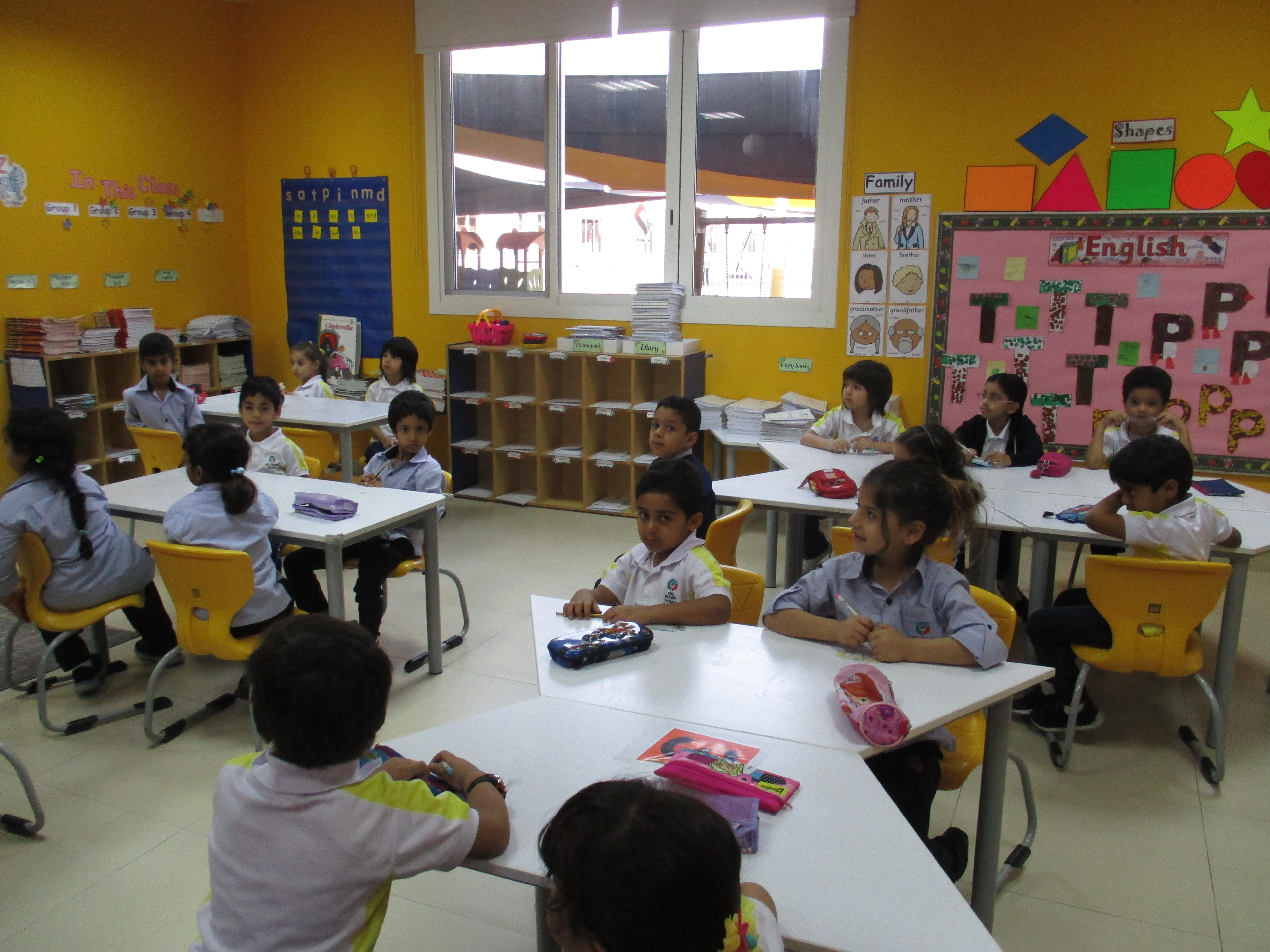 Kinder Garden: ABC Private School